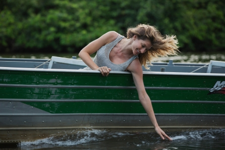 BRAZIL- Gisele Bündchen visits Rio De Janeiro, Brasilia, and the Amazon to explore issues of drought and deforestation. Years of Living Dangerously premieres Oct. 30th 8/7c on the National Geographic Channel. (Photo credit: National Geographic Channels/Lalo de Almeida)