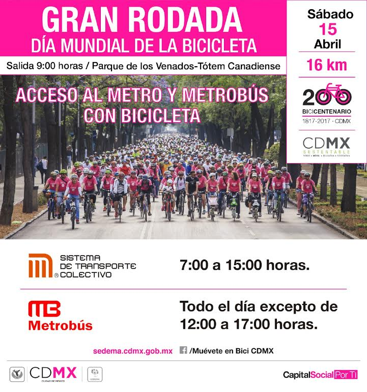 Gran Rodada CDMX
