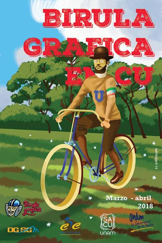 Birrula Gráfica UNAM